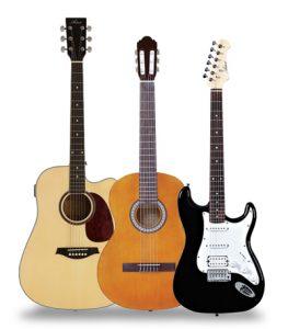 уроци по китара за начинаещи